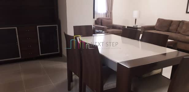 فلیٹ 2 غرفة نوم للايجار في منطقة النادي السياحي، أبوظبي - شقة في منطقة النادي السياحي 2 غرف 95000 درهم - 4288421