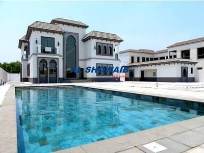 5 Bedroom Villa for Rent in Al Khawaneej, Dubai - Stunning 7000 Sq-ft  5 Br Villa with Pool in Al Barsha 3