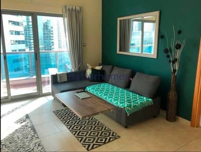 1 Bedroom Flat for Rent in Dubai Marina, Dubai - Unfurnished | 1Bed | Partial Marina View