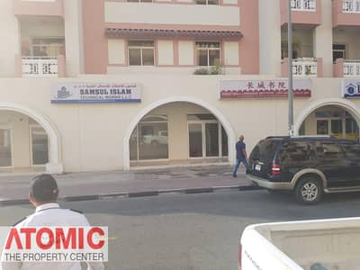 Shop for Rent in International City, Dubai - LARGE SHOP AVAILABLE FOR RENT IN CHINA CLUSTER