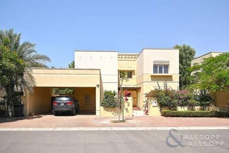 فیلا 5 غرفة نوم للبيع في السهول، دبي - 5 Bedroom | Upgrades | Front Lake View