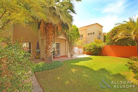 3 Bedroom Villa for Sale in The Lakes, Dubai - 3 Bedroom | End unit | Maeen | The Lakes