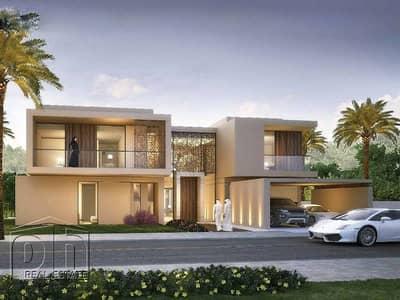 6 Bedroom Villa for Sale in Dubai Hills Estate, Dubai - B2 park facing villa with large discount