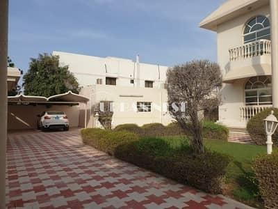 فیلا 6 غرفة نوم للايجار في أم سقیم، دبي - Beautiful Villa 6 Beds in Umm Suqeim 1 For Rent