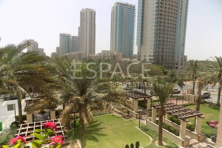 2 Bedroom Apartment for Rent in The Views, Dubai - Vacant 2 Bedroom | Partial Lake View