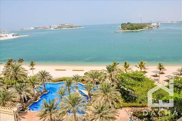 Spectacular Sea view//Furnished 1 BR
