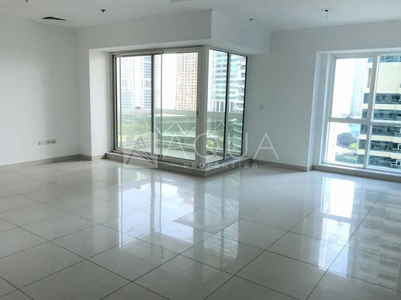 2 Huge 2 Bed + Maids Room | Full Lake View