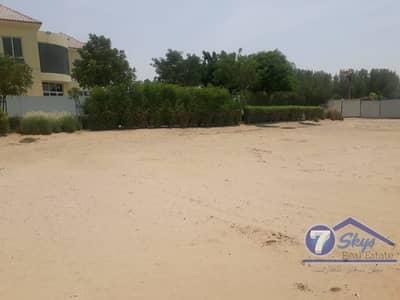 Plot for Sale in The Villa, Dubai - Plot For Sale in WADI AL SAFA 5 Only