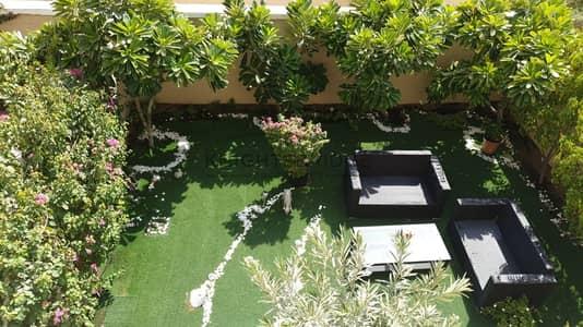 تاون هاوس 2 غرفة نوم للايجار في مثلث قرية الجميرا (JVT)، دبي - Vacant Soon | Well Maintained | Ready Garden| Corner House