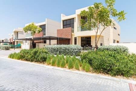 5 Bedroom Villa for Sale in DAMAC Hills (Akoya by DAMAC), Dubai - Brand New Full Golf Course Luxury Villa