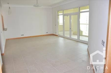 فلیٹ 2 غرفة نوم للبيع في نخلة جميرا، دبي - Vacant Soon