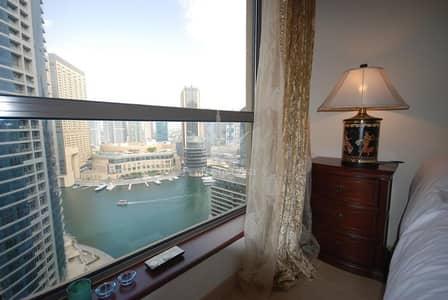 شقة 1 غرفة نوم للايجار في جي بي ار، دبي - Furnished 1 Bed | JBR | Sea View