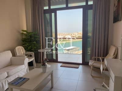 استوديو  للايجار في نخلة جميرا، دبي - Beautiful Marina View   Furnished   Vacant   PJ