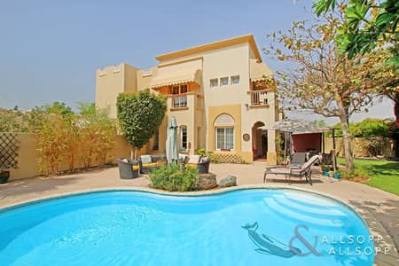 3 Bedroom Villa for Sale in The Springs, Dubai - Largest Plot | Partial Lake View | 3 Beds