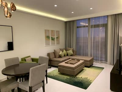 1 Bedroom Flat for Sale in Dubai South, Dubai - FULLY FURNISHED READY TO MOVE IN APPARTMENT! POST HANDOVER PAYMENT PLAN