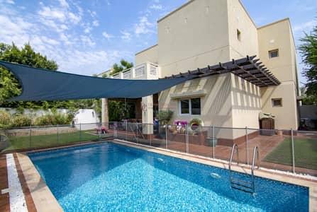 فیلا 4 غرفة نوم للبيع في السهول، دبي - Fully Upgraded to a high standard * Great Pool