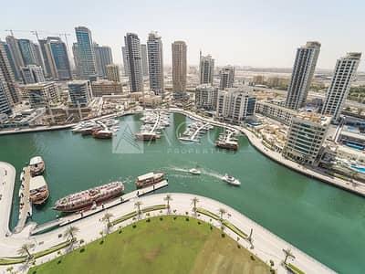 4 Bedroom Penthouse for Rent in Dubai Marina, Dubai - Huge Luxury Penthouse | Marina Views | Tower A