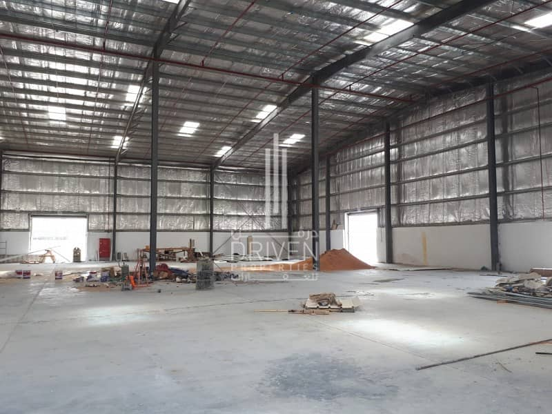 2 Warehouse for Sale in DIC