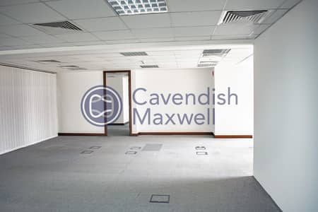Office for Rent in Sheikh Zayed Road, Dubai - Partitioned | SZR View | Maze Tower