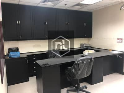 Office for Sale in Jumeirah Lake Towers (JLT), Dubai - FITTED and Furnished office