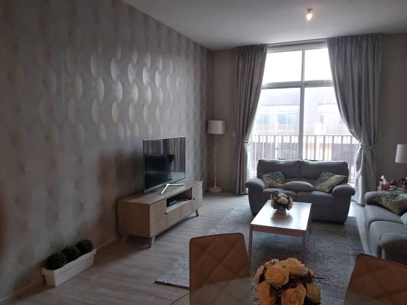 Big Lavish 3BR+Maid Room Fully Furnished For SALE 