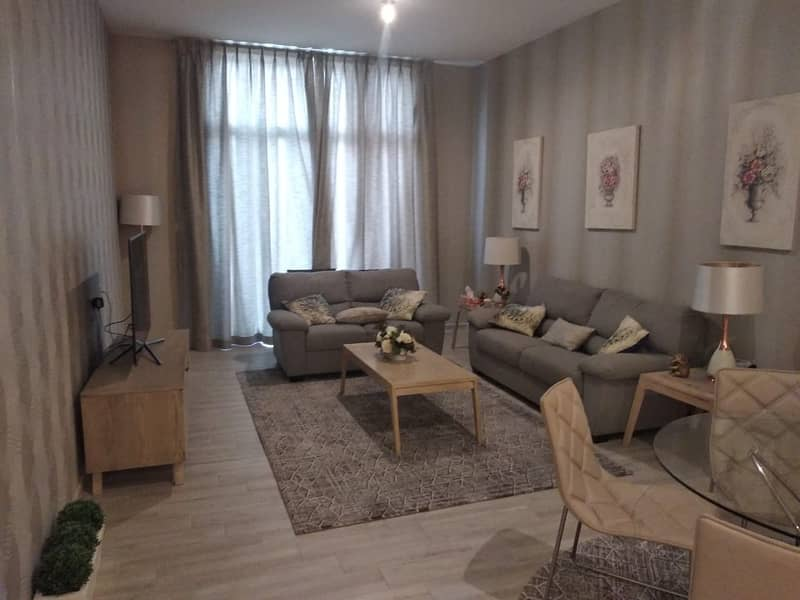 33 Big Lavish 3BR+Maid Room Fully Furnished For SALE 