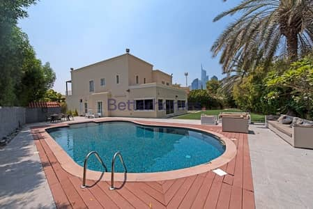 5 Bedroom Villa for Sale in The Meadows, Dubai - Fully Upgraded | Vacant on Transfer | Cul-De-Sac