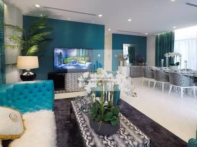 فیلا 3 غرفة نوم للبيع في أكويا أكسجين، دبي - 4 % DLD Waiver| Branded Villa | 3 Years Payment Plan