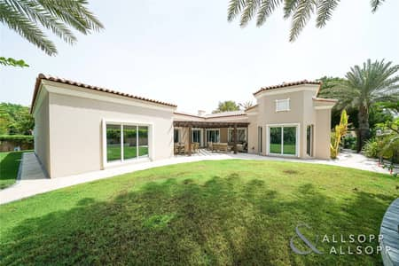 4 Bedroom Villa for Rent in Green Community, Dubai - New Listing | Close to Main Gate | 4 Beds