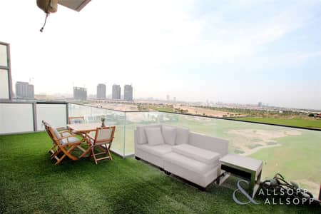 2 Bedroom Apartment for Sale in DAMAC Hills (Akoya by DAMAC), Dubai - 2 Bedroom | Golf View | Furnished | Vacant