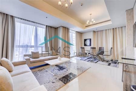 فلیٹ 2 غرفة نوم للايجار في دبي مارينا، دبي - Stunning 2BR | Furnished | Barcelo Residence | Marina