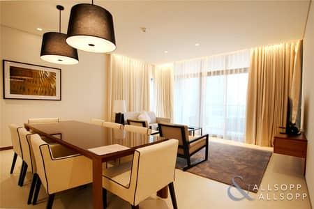 2 Bedroom Apartment for Rent in The Hills, Dubai - 2 Bed Apartment | Fully Furnished Serviced