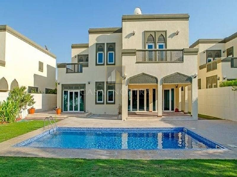 2 Regional Style Villa 5BR+Maid Room+Private Pool