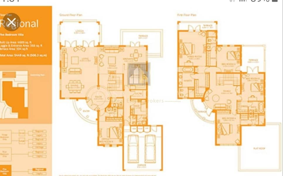 9 Regional Style Villa 5BR+Maid Room+Private Pool
