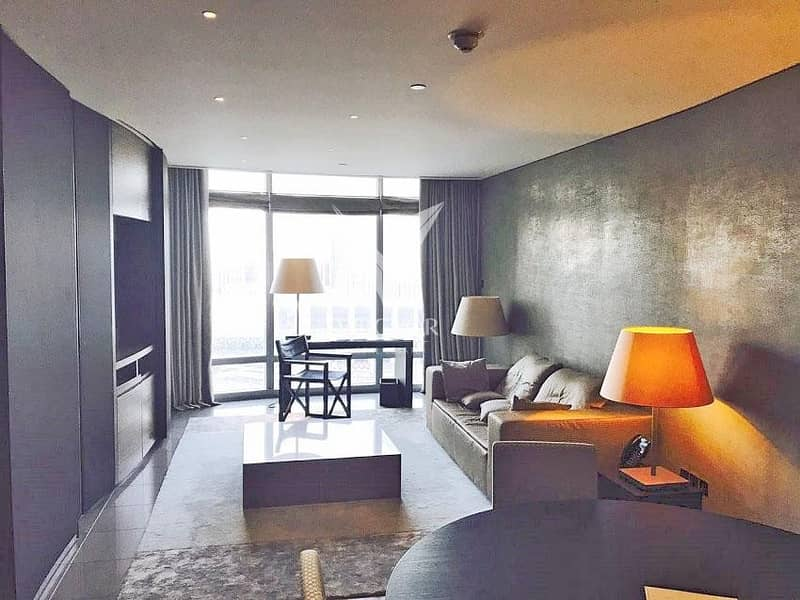 2 1 Bed Serviced  Apt in Armani Residences - Downtown