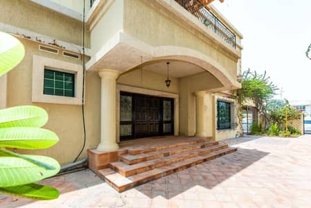 فیلا 4 غرفة نوم للايجار في المنارة، دبي - Exclusive 4 BR Villa | Study & Maids room