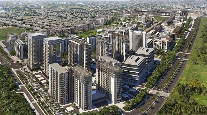 2 Best offer in Dubai hills estate with post payment