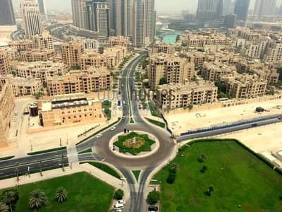 2 Bedroom Apartment for Rent in Downtown Dubai, Dubai - 2 Bedroom apartment with full Burj Khalifa view