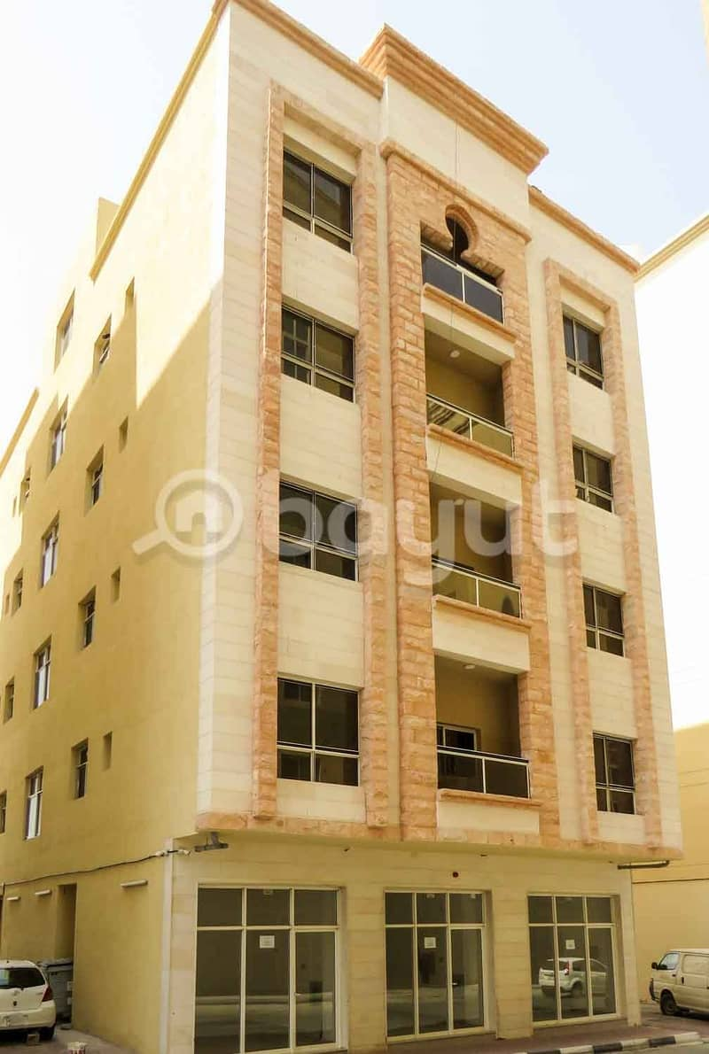 Directly from the owner for sale building in Al Hamidiya very excellent location close to passports, court and the passage of Ajman