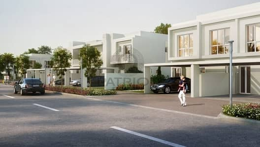 3 Bedroom Townhouse for Sale in Mudon, Dubai - Free registration 5 years post payment direct from developer