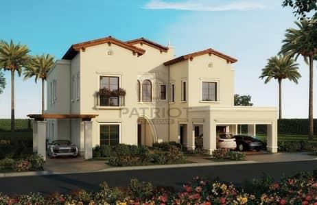 فیلا 6 غرفة نوم للبيع في المرابع العربية 2، دبي - Pay 25% and Move in| 0% DLD 0% Commission 6 Beds Villa