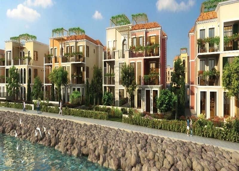 Villa for sale in Dubai jumeirah Beach Access   Sur La Mer
