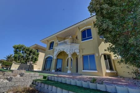 5 Bedroom Villa for Rent in Palm Jumeirah, Dubai - LUXURY / FULL SEA VIEW / 5 BR + MAID / UPGRADED