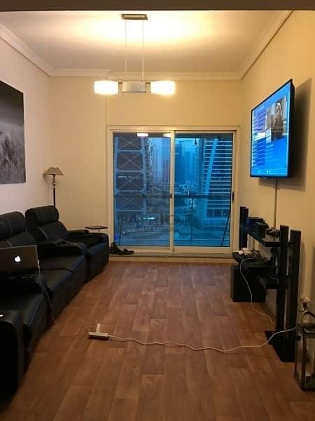 2 Lake Terrace Lavish style 1 BHK apartment Near to JLT Metro