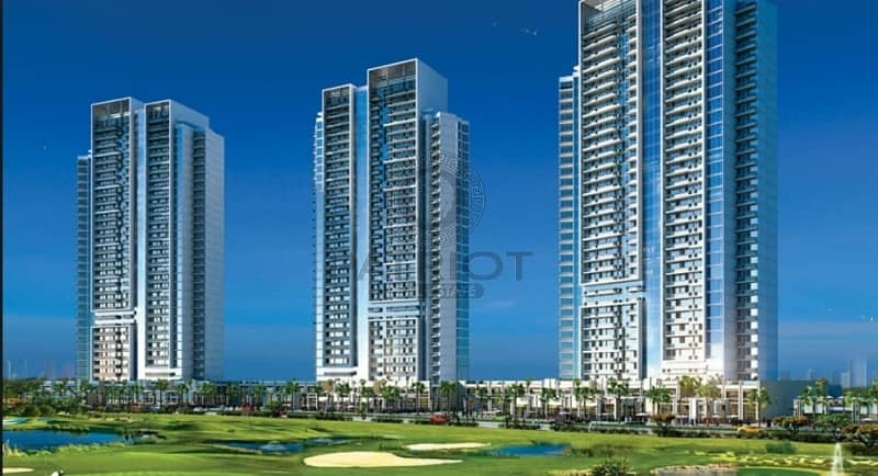 Luxury Golf view 1BR Apartment