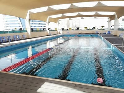 1 Bedroom Flat for Rent in Barsha Heights (Tecom), Dubai - Spacious 1bhk with Terrace Nearby Metro in 49k Multiple Chq