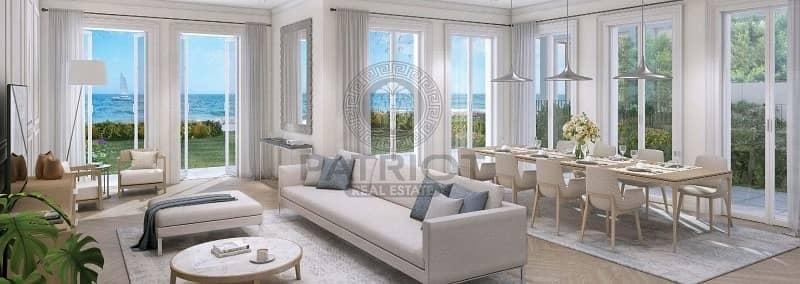 Freehold Villas Sur La Mer IBeachfront Living in Jumeirah 1