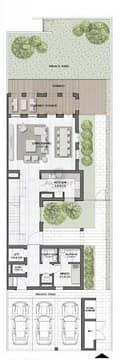 29 Freehold Villas Sur La Mer IBeachfront Living in Jumeirah 1