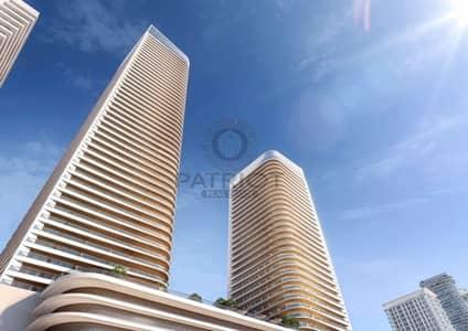فلیٹ 2 غرفة نوم للبيع في دبي هاربور، دبي - Elegant 1 Bed Apartment in Grand Bleu Design by Elie Saab