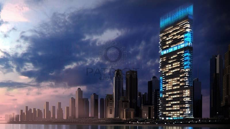 2 Ultra Luxury Waterfront Apartment With Payment plan